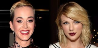 Katy Perry és Taylor Swift