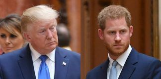 trump and prince harry