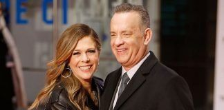 Tom Hanks és Rita Wilson