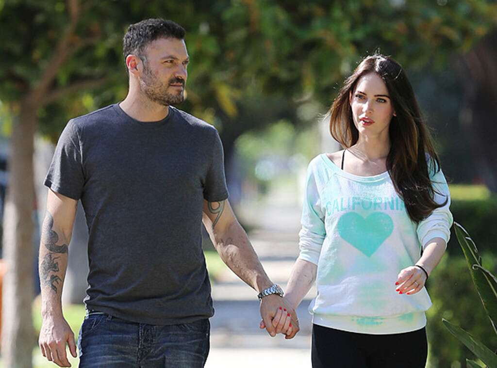 Megan Fox és Brian Austin Green