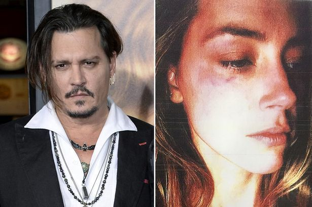 Amber Heard vs Johnny Depp